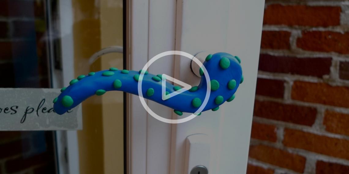 ВИДЕО: Sugru — пластилин-резина, с которым можно починить всё