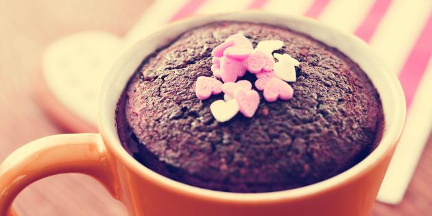 Лучшие рецепты 2015 года: быстрые десерты в чашке