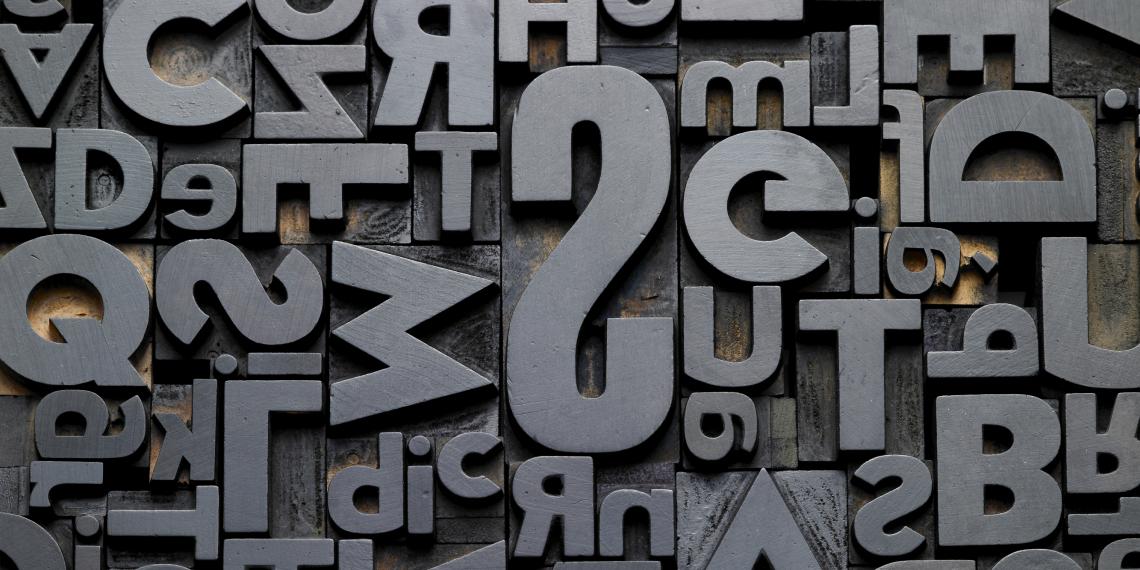 25 правил типографики для начинающих дизайнеров