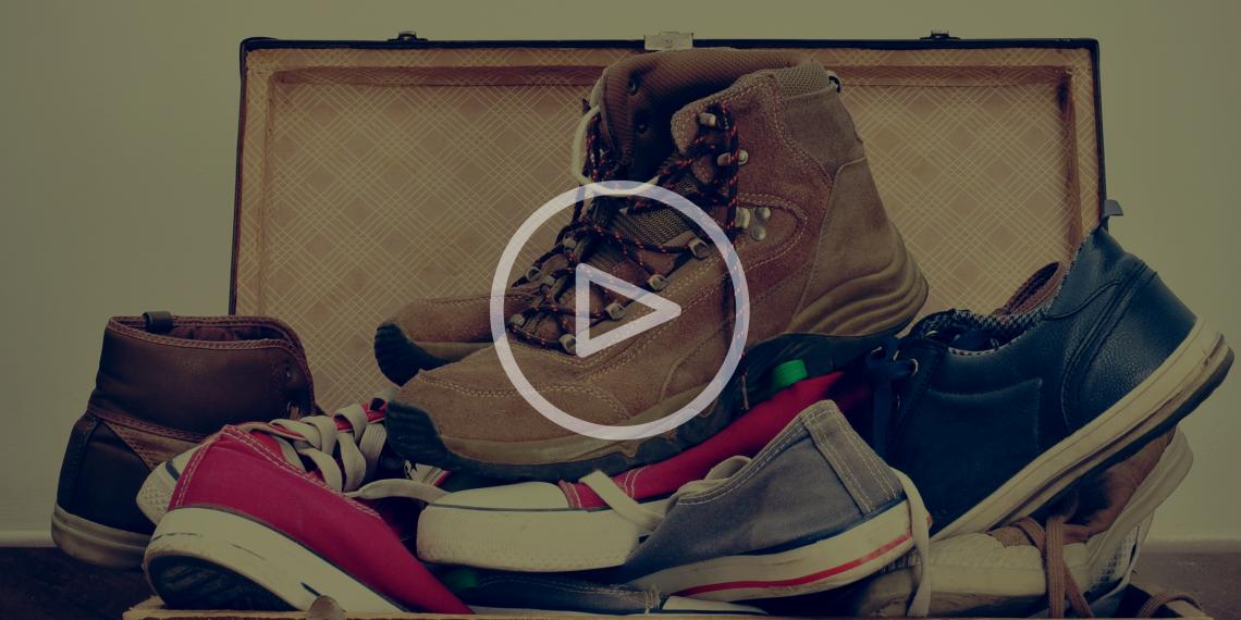 ВИДЕО: Как избавиться от запаха в обуви