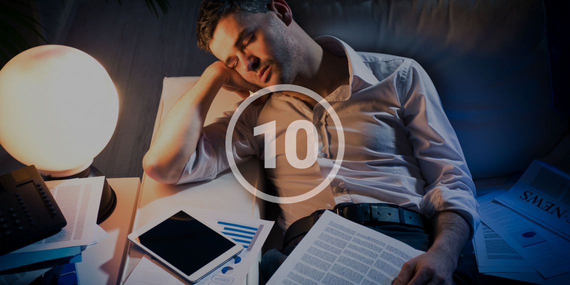 10 признаков переработки: как избавиться от чрезмерной нагрузки