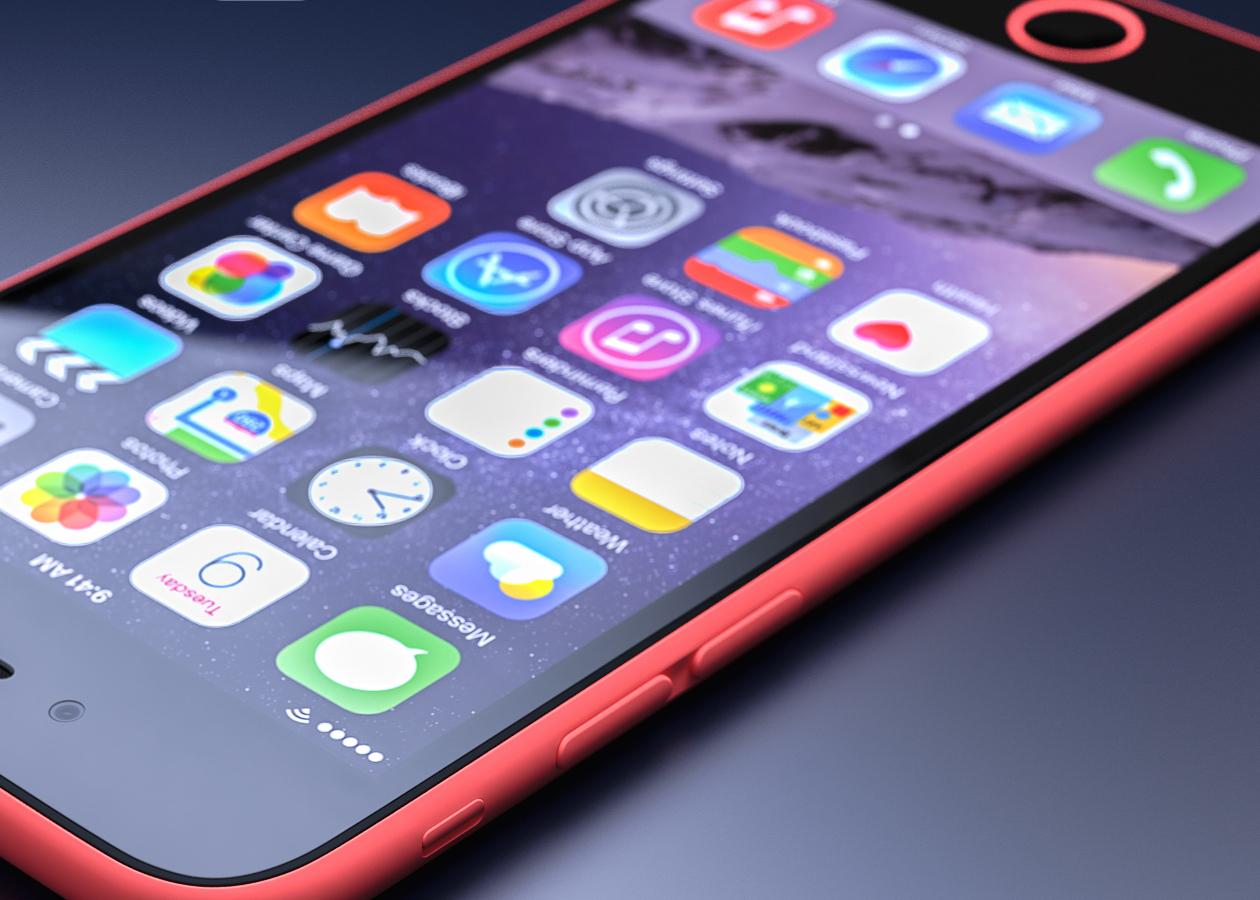 iPhone 6c с Touch ID и процессором A8 поступит в продажу в ноябре