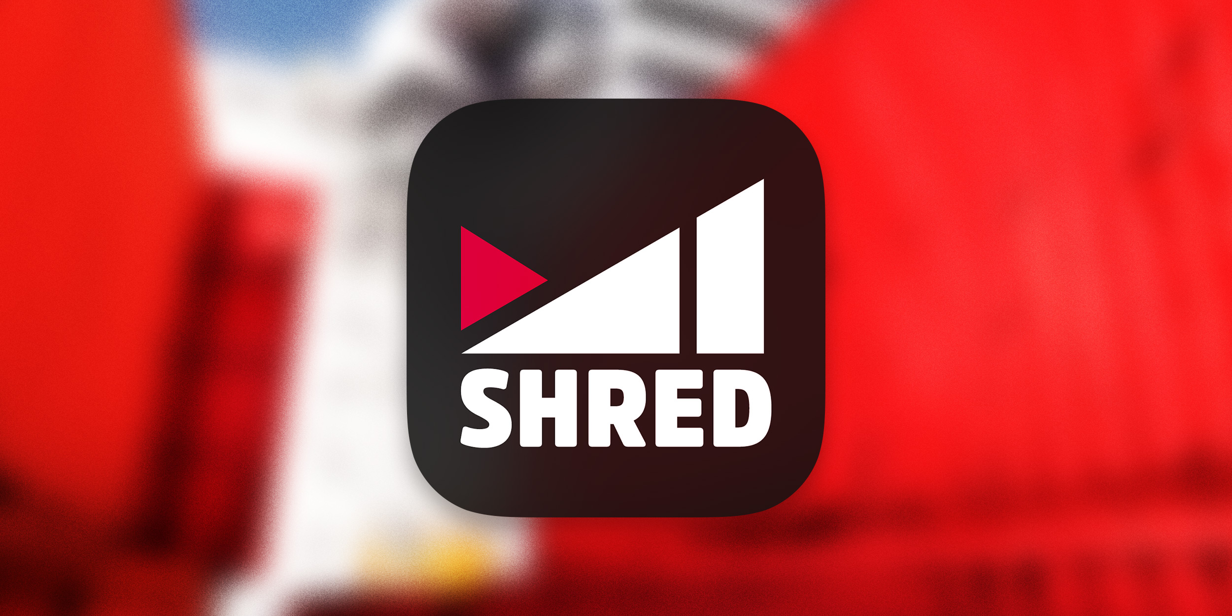 Shred для iPhone. Самый простой способ сделать 15-секундный ролик для Instagram