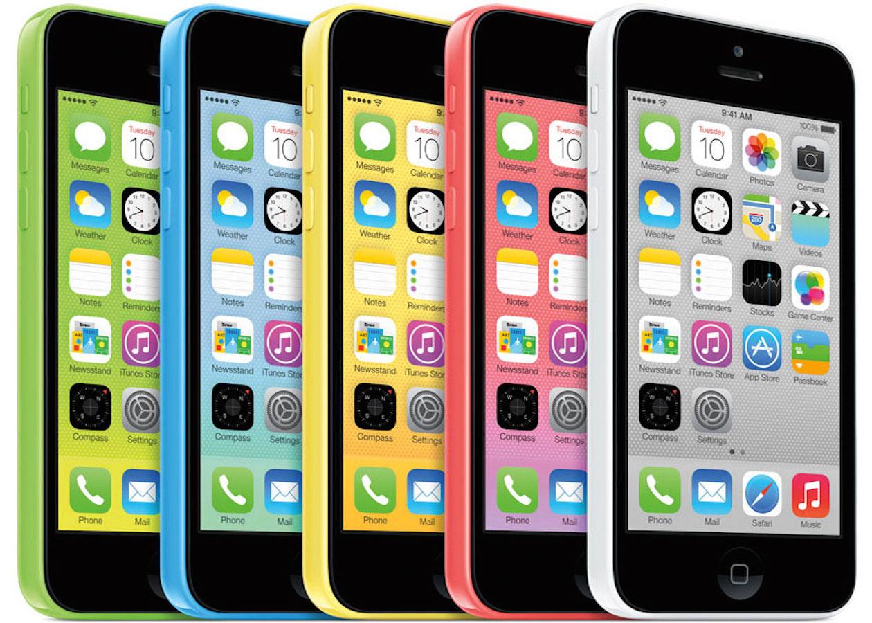 Apple убрала из продажи iPhone 5c и iPad mini 3