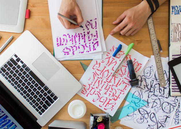 Каким должен быть сайт творческого предпринимателя