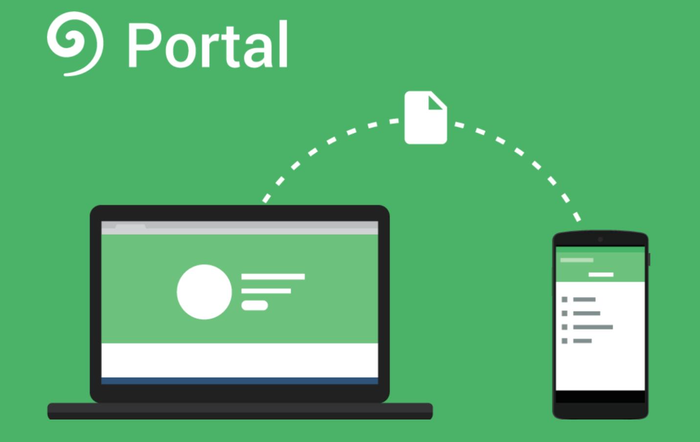 Portal от Pushbullet позволяет передавать большие файлы между устройствами
