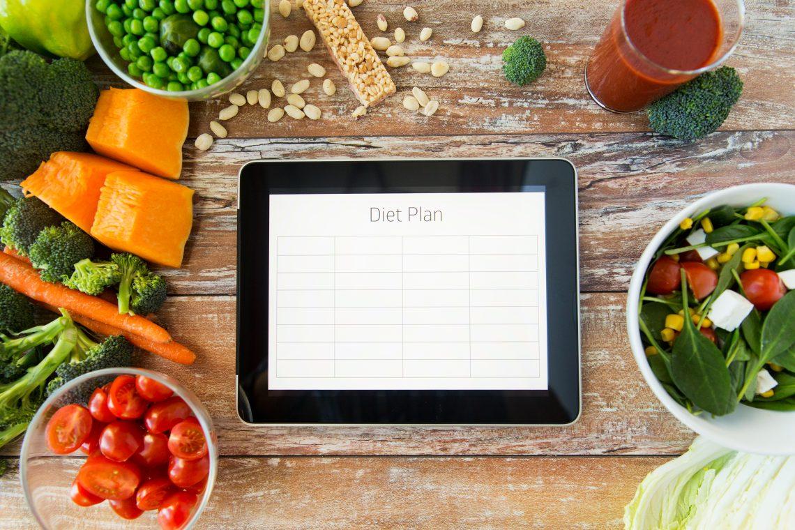 Как составить план питания