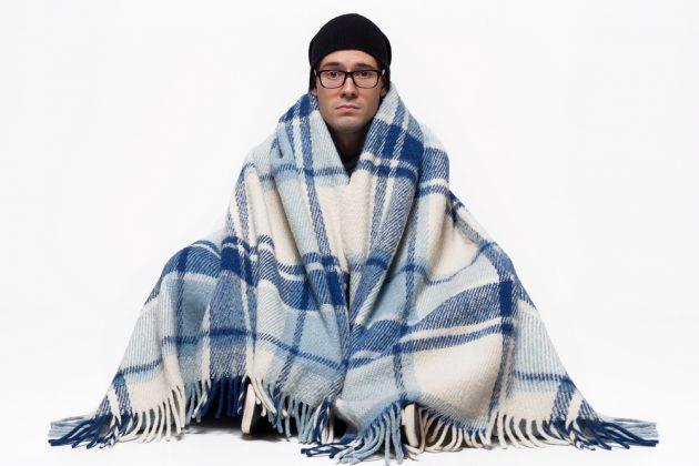 Вам всё время холодно