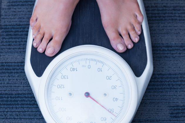 Вы не можете сбросить вес