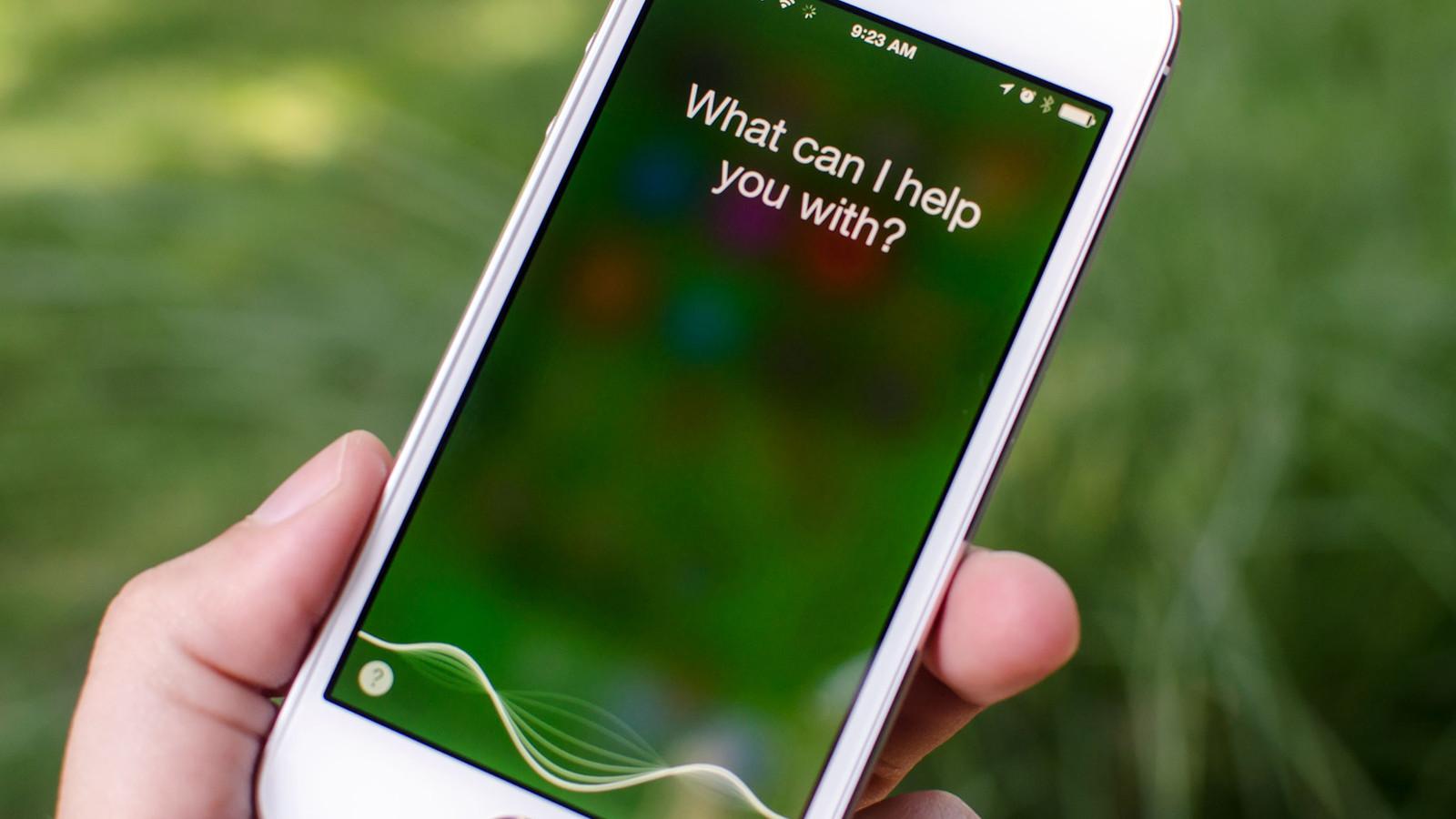 Как сбросить информацию Siri и зачем это делать