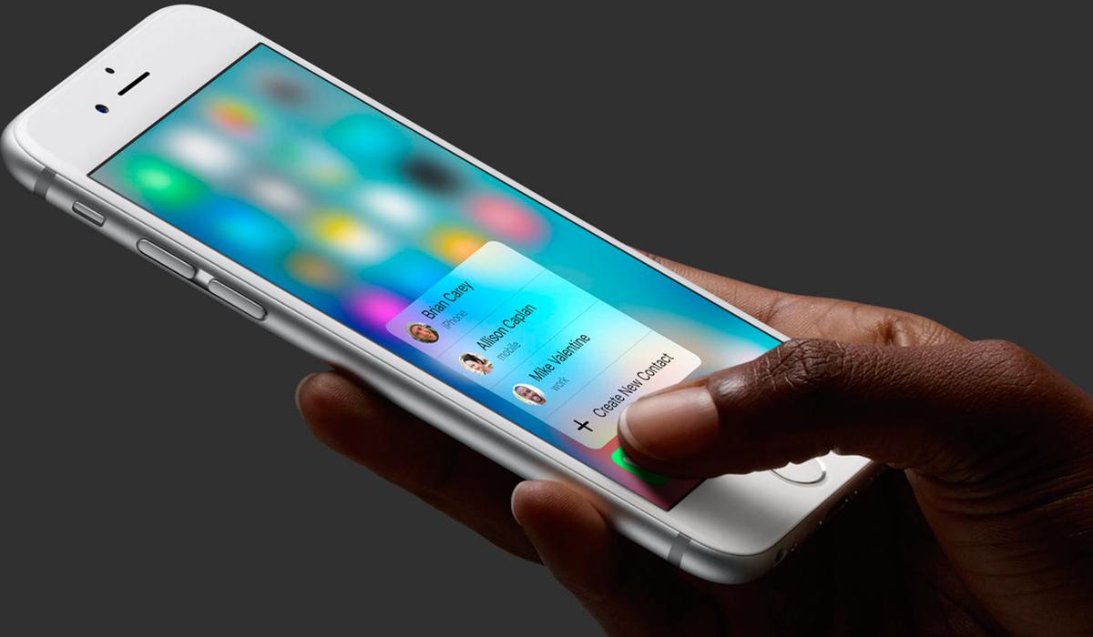 Почему iPhone 6s тяжелее предыдущей модели