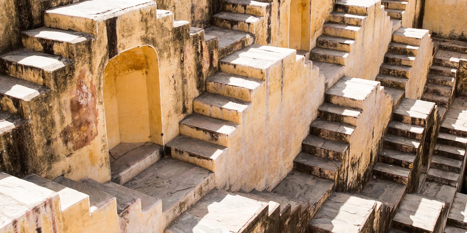 ФОТО: Места, которыми вдохновлялись создатели игры Monument Valley