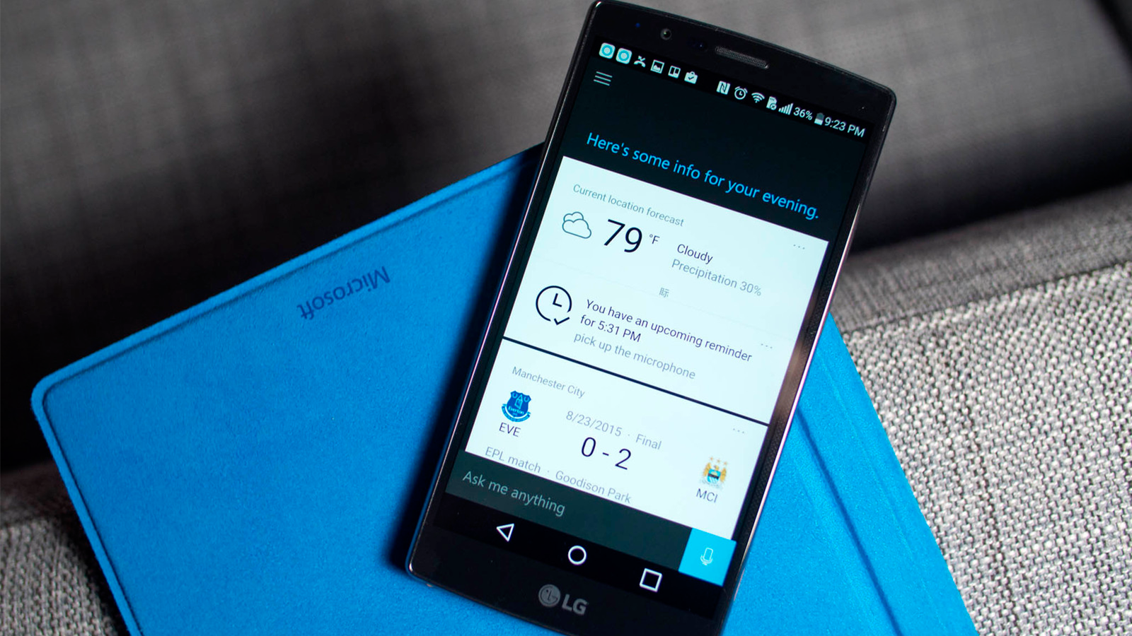 Разработчики Cyanogen OS интегрируют виртуального ассистента Cortana в систему