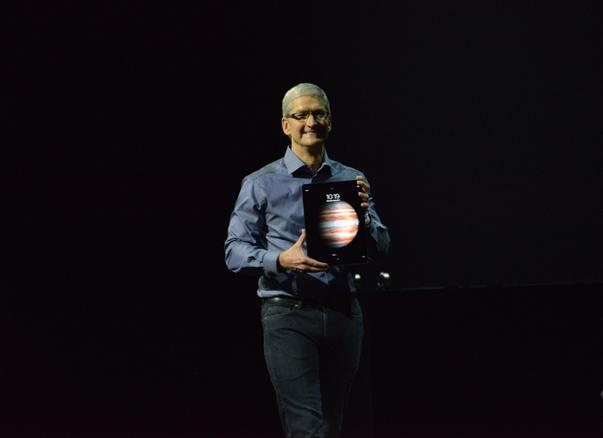 Apple представила iPad Pro и iPad mini 4