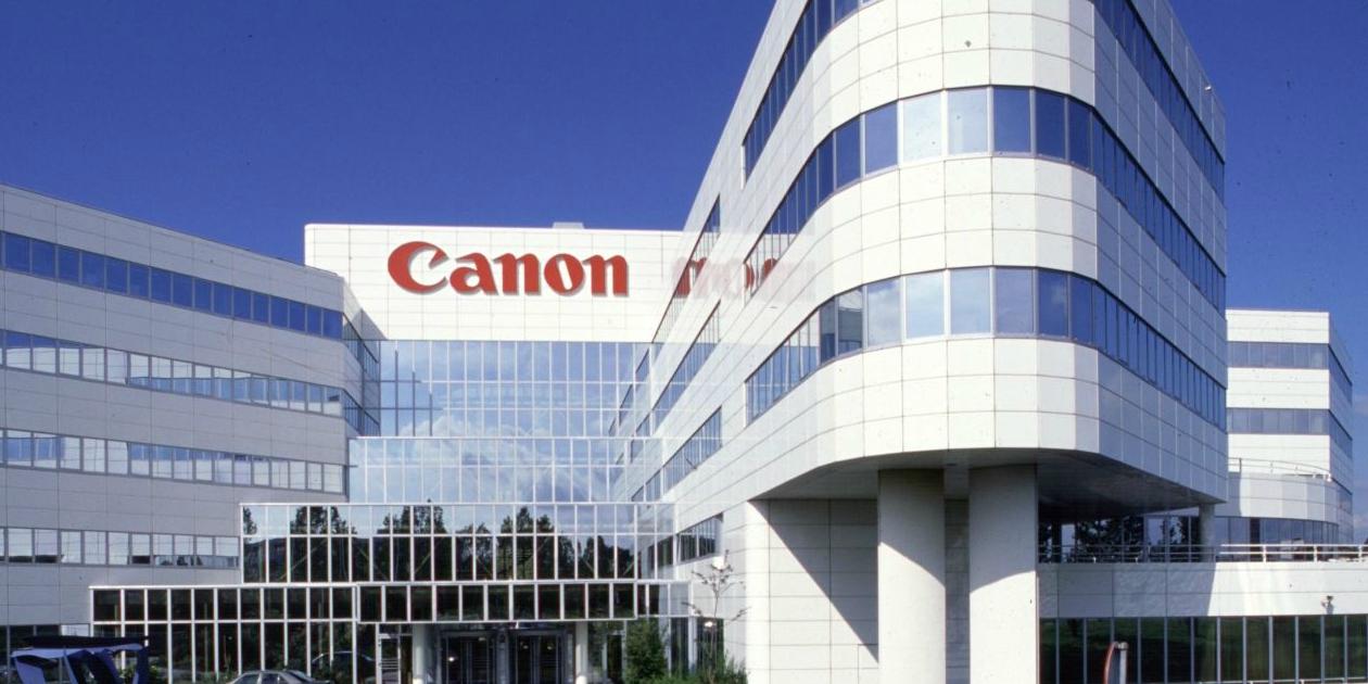 Canon создала матрицу с разрешением в 250 мегапикселей