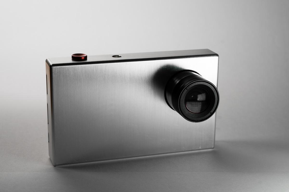 Tiny1 — камера для съемки звездного неба, которая поместится в вашем кармане