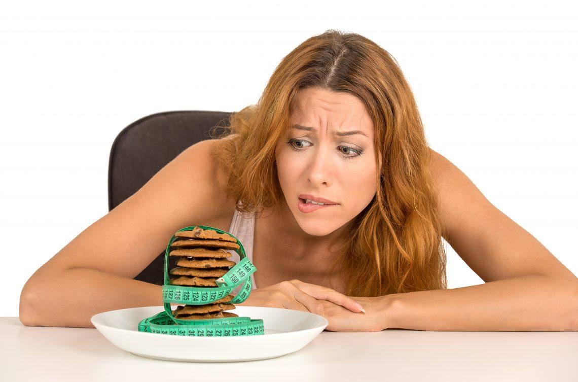 Как не набрать вес во время подготовки к марафону