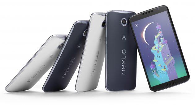 Бандеролька: Nexus 6 за полцены