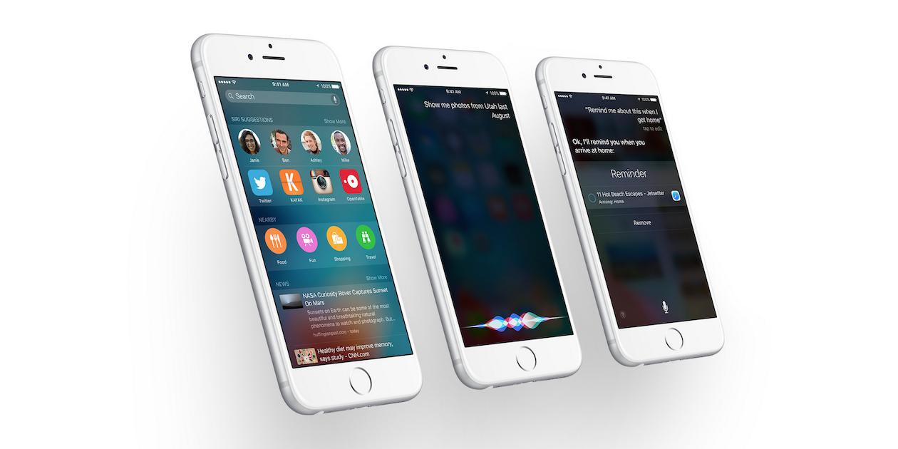 Уязвимость в iOS 9 позволяет получить доступ к данным с экрана блокировки