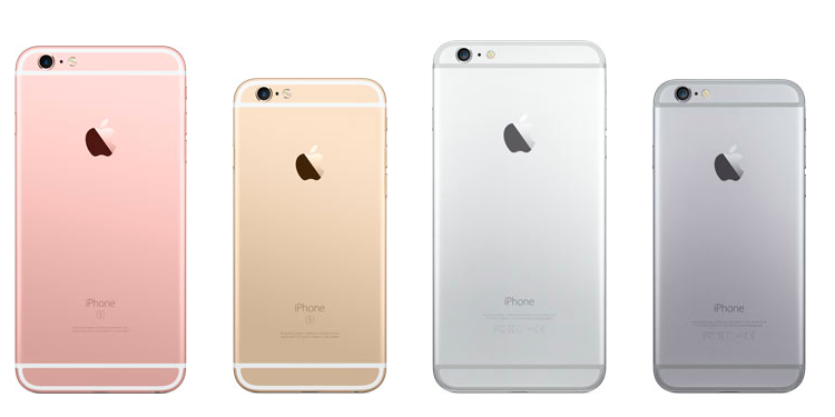compare iphone 6 and 6s стоит ли обновляться на iphone 6s и чем он лучше iphone 6 16817