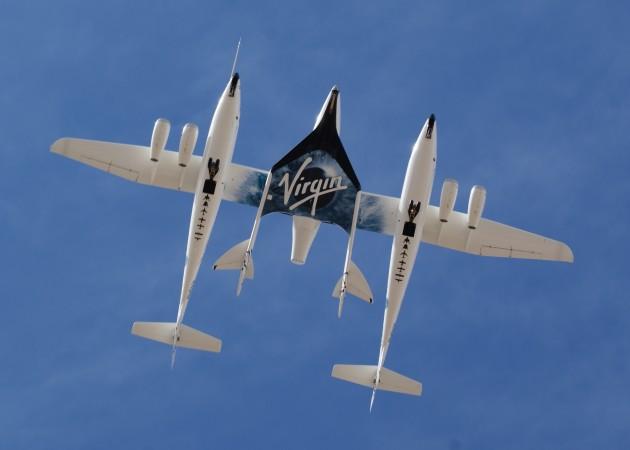 Туристический космолёт SpaceShipTwo