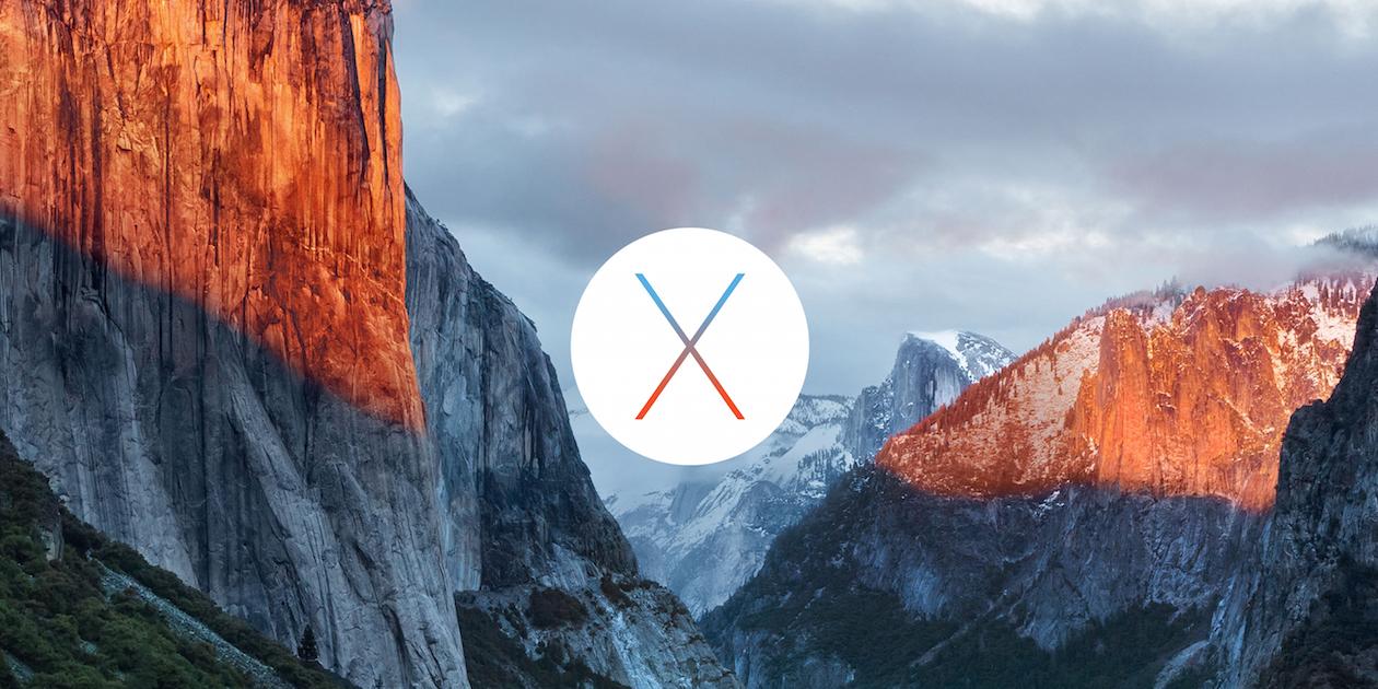 Apple выпустила OS X 10.11.1 beta 1