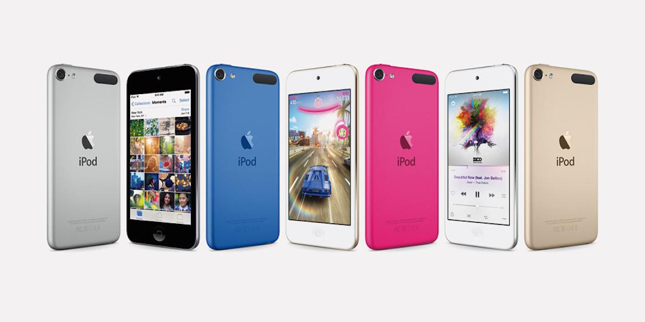 iPhone 7 будет толщиной с iPod touch или iPad Air 2