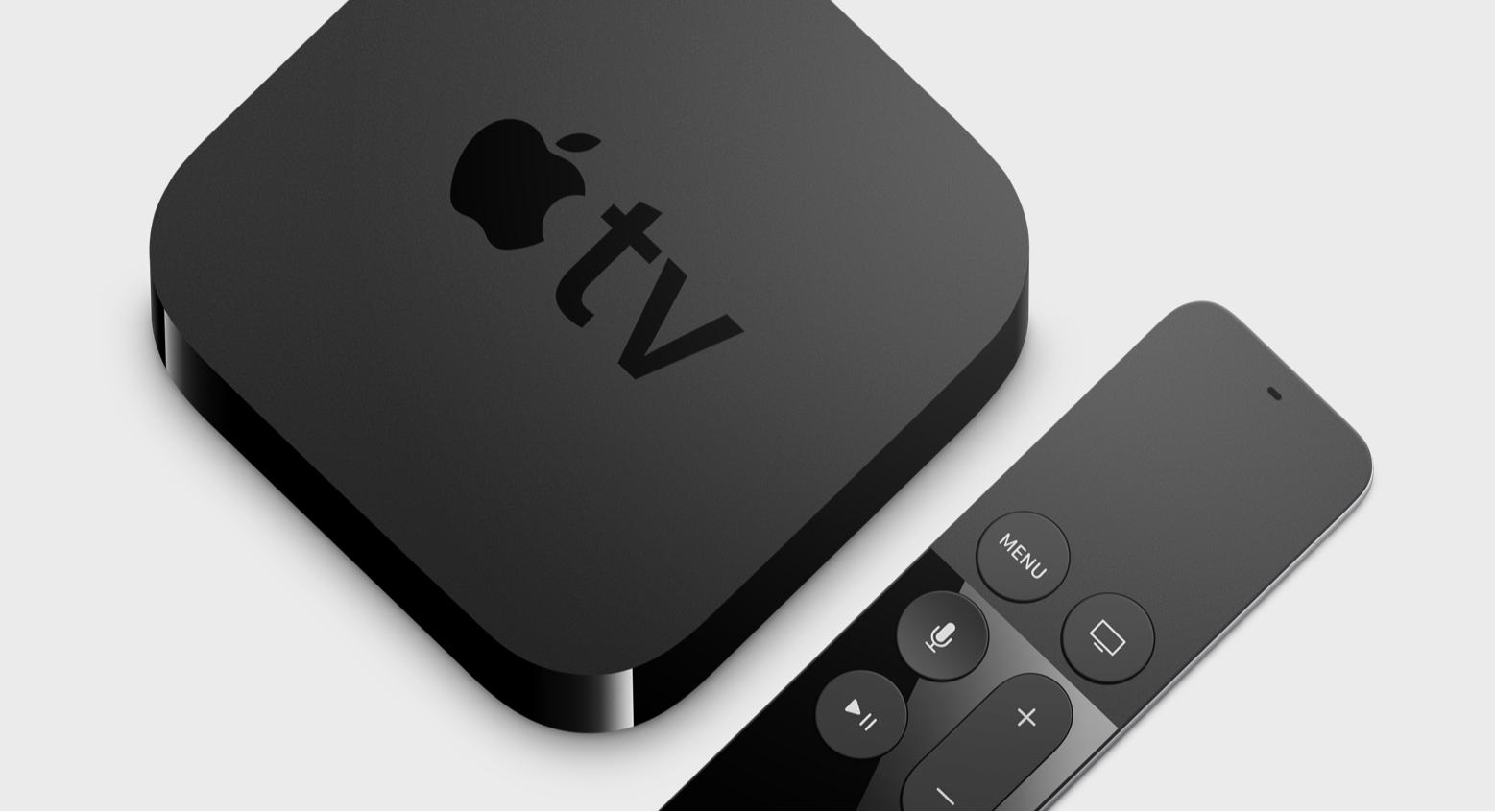 Разработчики получили новые Apple TV для тестирования