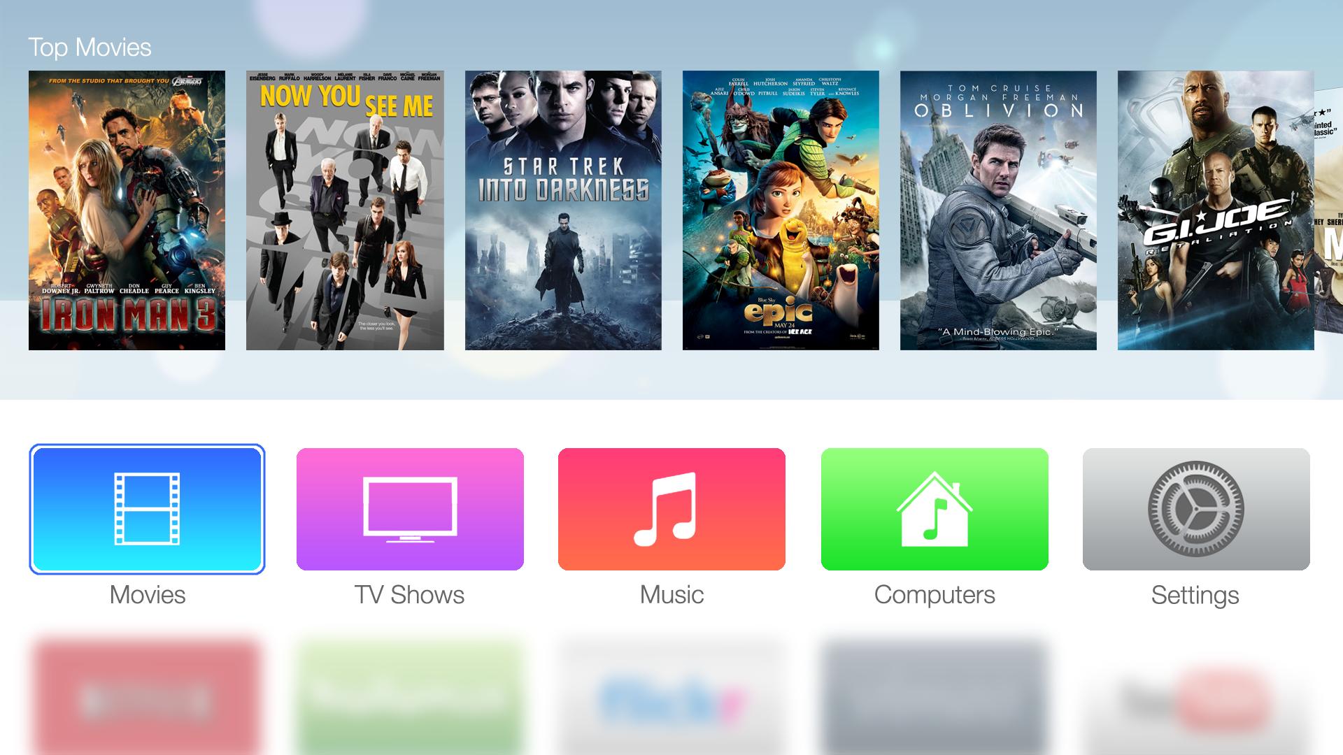 Apple TV 4 выйдет на платформе tvOS, а новые iPhone получат постоянный голосовой доступ к Siri