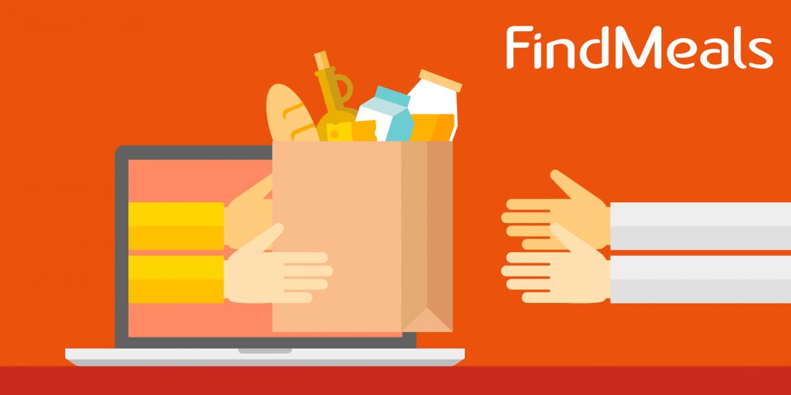 FindMeals — сервис, который избавит вас от походов по магазинам