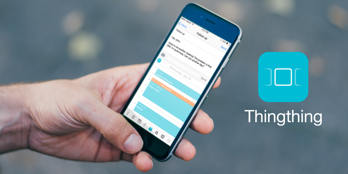 Thingthing —клавиатура для iOS с поддержкой Pocket, Google Drive, Dropbox и Instagram