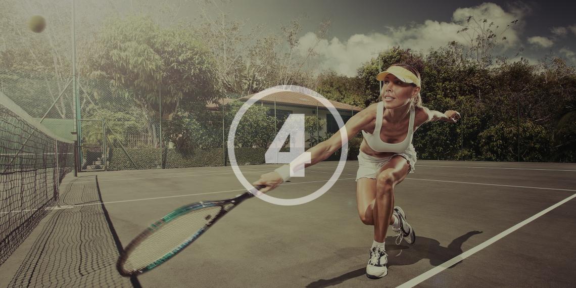 4 лайфхака от теннисистов, которые помогут сосредоточиться