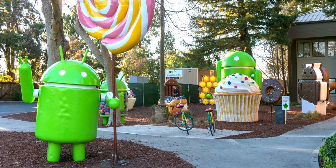 ТЕСТ: Насколько вы фанат Android?
