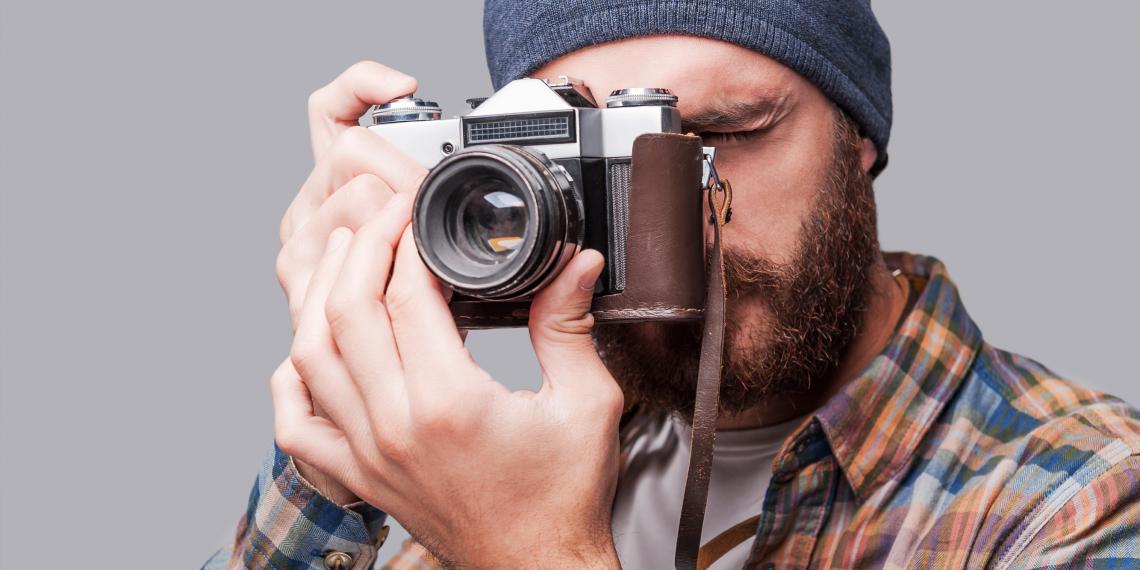10 беспроигрышных поз для мужской фотографии