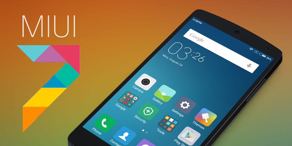 MIUI 7 стала доступна не только для устройств Xiaomi
