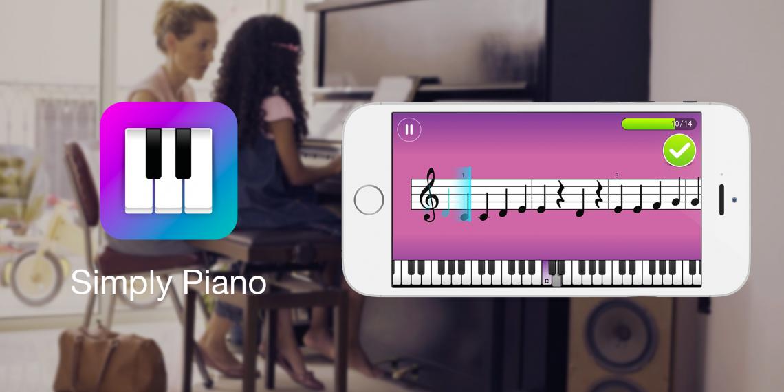 Simply Piano для iOS — ваша возможность научиться играть на пианино без учителя