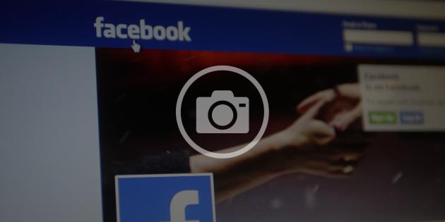 Как загрузить фото в Facebook без потери качества