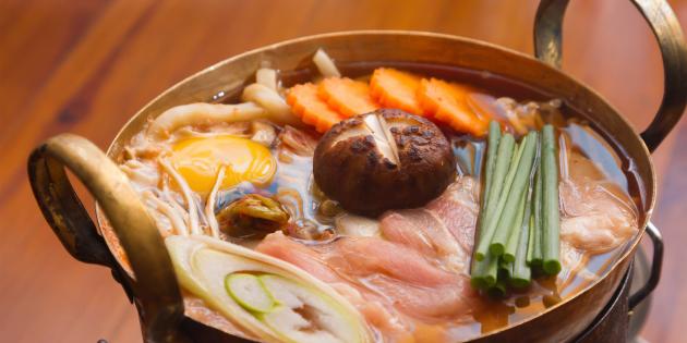 Лучшие рецепты 2015 года: тянконабэ