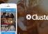 Cluster —приложение для обмена личными фотографиями с друзьями и близкими
