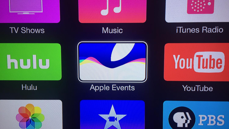 Apple обновила канал Apple Events перед сегодняшней презентацией