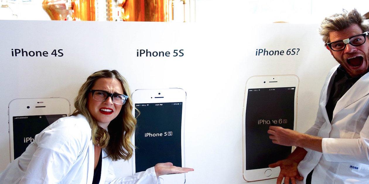 Агентство 6S Marketing попросило Apple назвать новую модель смартфона iPhone 7