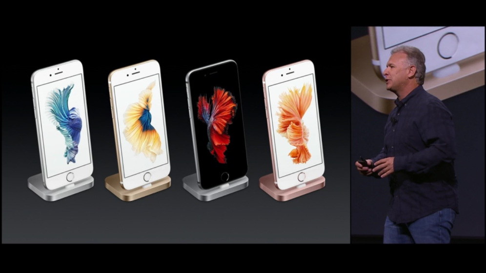 Apple представила новые аксессуары для iPhone 6s и 6s Plus