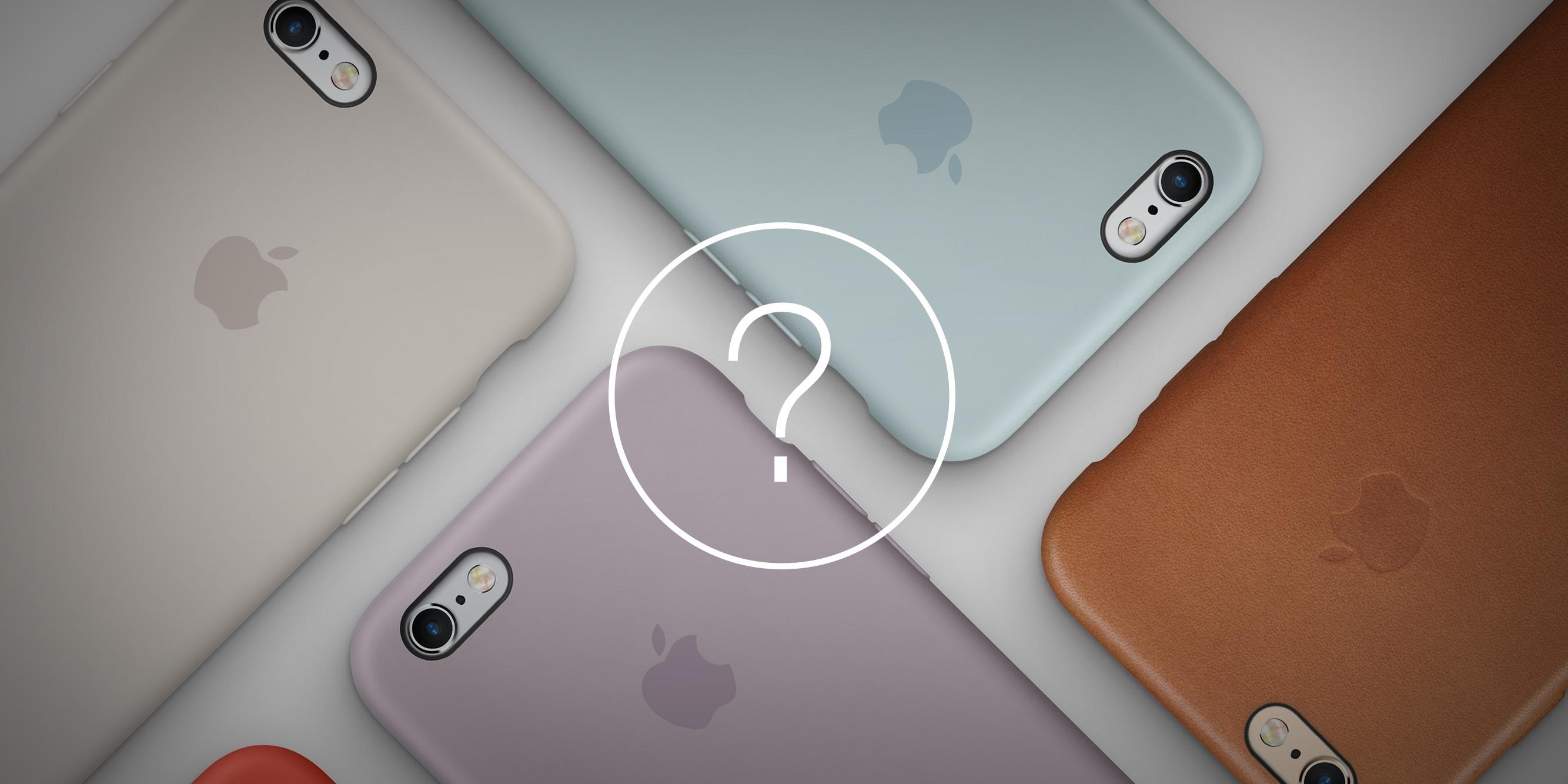 Какие чехлы для iPhone 6 и 6 Plus совместимы с iPhone 6s и 6s Plus