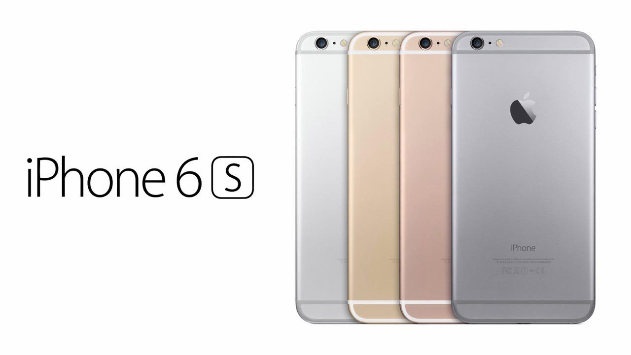 Модели iPhone 6s цвета Rose Gold составили 40% всех предзаказов