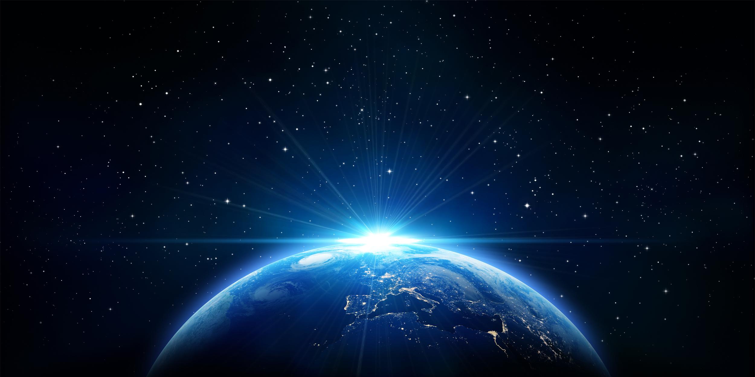 """Космический """"эффект обзора"""" приносит эйфорию — и ее можно испытать здесь, на Земле"""
