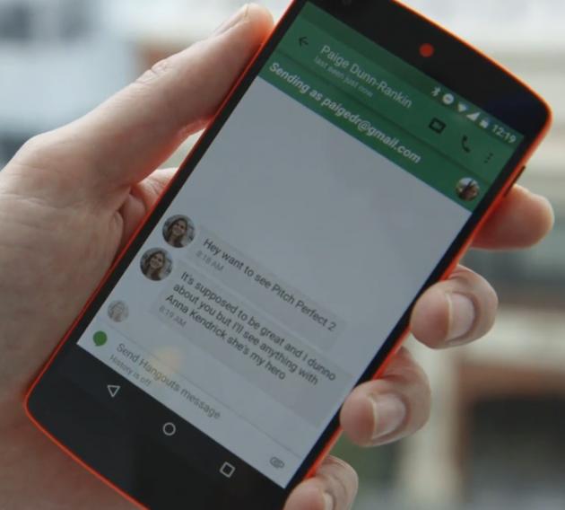 Android 6.0 Marshmallow. Google Now по вызову в любом приложении