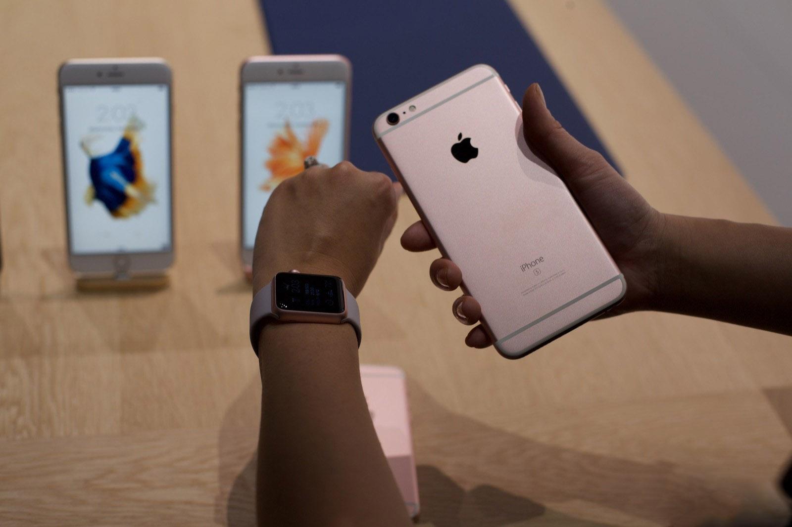 Батарея iPhone 6s и 6s Plus меньше, чем в предыдущем поколении