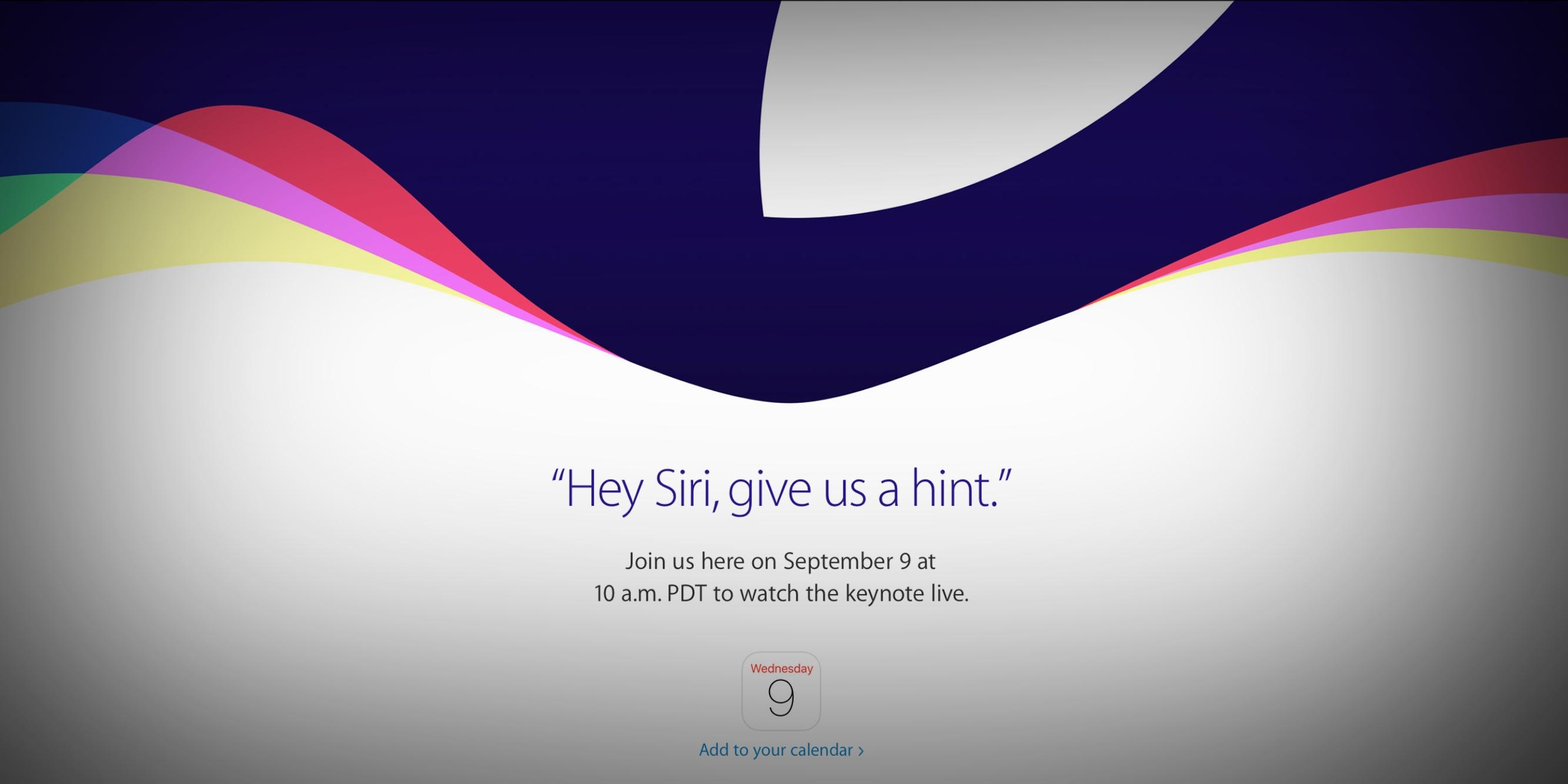 Чего ждать от завтрашней презентации Apple