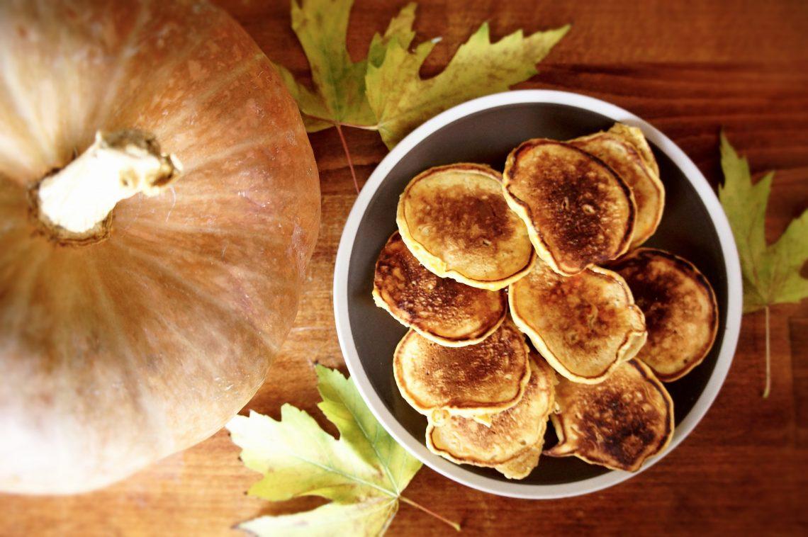 Осенние блюда из тыквы