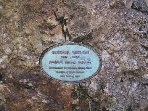 Оскар Уайльд родился в доме 21 по улице Уэстлэнд-роу в Дублине